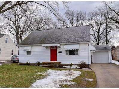 172 Anna Ave NORTHWEST, Canton, OH 44708 - MLS#: 3967950