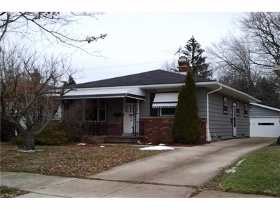 5633 Saxon Dr, Garfield Heights, OH 44125 - MLS#: 3968180