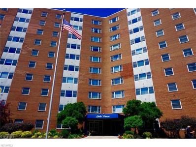 11850 Edgewater Dr UNIT 501, Lakewood, OH 44107 - MLS#: 3968244