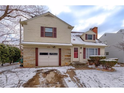 4540 Greenwold Rd, South Euclid, OH 44121 - MLS#: 3968259