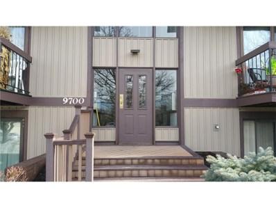 9700 Cove Dr UNIT 3G, North Royalton, OH 44133 - MLS#: 3968316