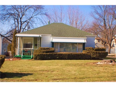 165 Mount Marie Ave NORTHWEST, Canton, OH 44708 - MLS#: 3968427