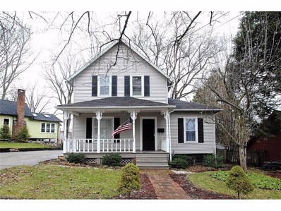 168 North St, Chagrin Falls, OH 44022 - MLS#: 3968463