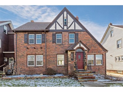 3414 Washington Blvd, Cleveland Heights, OH 44118 - MLS#: 3969617