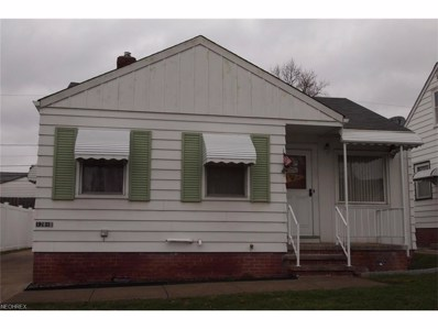 12813 Southern Ave, Garfield Heights, OH 44125 - MLS#: 3969906