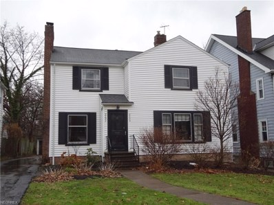 2290 S Overlook Rd, Cleveland Heights, OH 44106 - MLS#: 3969939