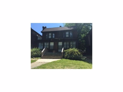 3242 Sycamore Rd UNIT left, Cleveland Heights, OH 44118 - MLS#: 3970050