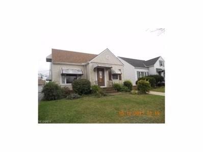 15000 Krems Ave, Maple Heights, OH 44137 - MLS#: 3970051