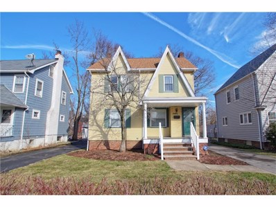 1143 Sylvania Rd, Cleveland Heights, OH 44121 - MLS#: 3970161