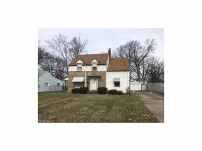 1535 Woodland St NORTHEAST, Warren, OH 44483 - MLS#: 3970393
