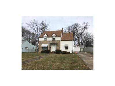 1535 Woodland St NORTHEAST, Warren, OH 44483 - MLS#: 3970393
