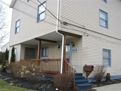 418 Runn St, Berea, OH 44017 - MLS#: 3970562