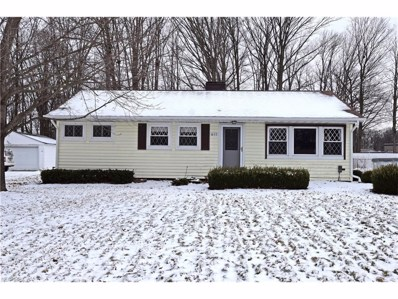 611 Eldon Dr NORTHWEST, Warren, OH 44483 - MLS#: 3970960