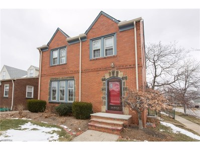 16802 Laverne Ave, Cleveland, OH 44135 - MLS#: 3971308