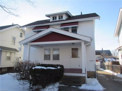 4448 W 47th St, Cleveland, OH 44144 - MLS#: 3971686