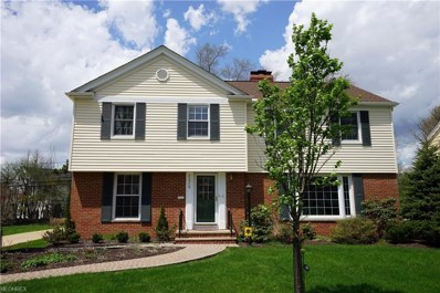 20549 Byron Rd, Shaker Heights, OH 44122 - MLS#: 3971742