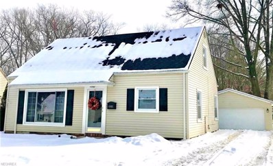 1406 Anderson Rd, Cuyahoga Falls, OH 44221 - MLS#: 3972359