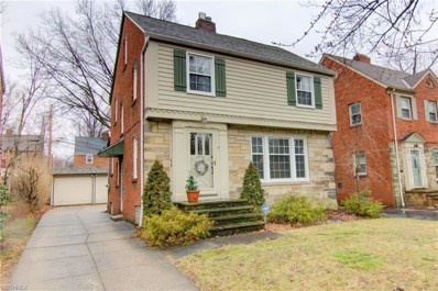 3554 Radcliffe Rd, Cleveland Heights, OH 44121 - MLS#: 3972493
