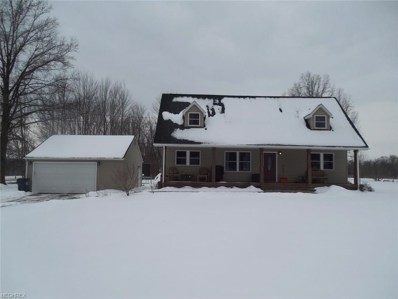 10299 New Rd, North Jackson, OH 44451 - MLS#: 3972812