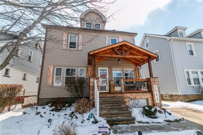 1705 Amberley Ave, Cleveland, OH 44109 - MLS#: 3972813