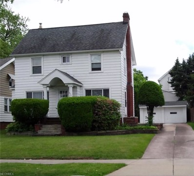 10506 Park Heights Ave, Garfield Heights, OH 44125 - MLS#: 3972977