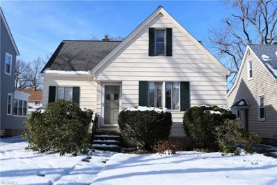 886 Quarry Dr, Cleveland Heights, OH 44121 - MLS#: 3973169