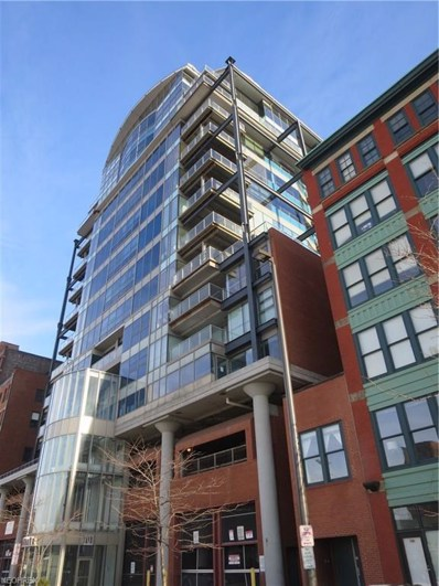 701 W Lakeside Ave UNIT 608, Cleveland, OH 44113 - MLS#: 3973460