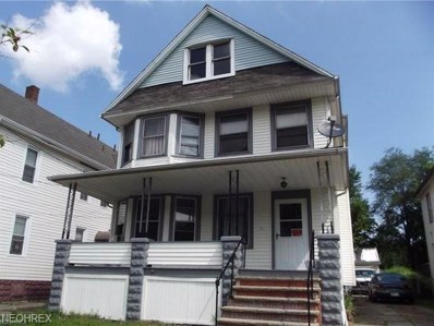 6909 Worley Ave, Cleveland, OH 44105 - MLS#: 3973849