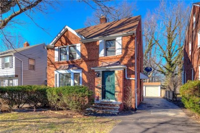 3553 Radcliffe Rd, Cleveland Heights, OH 44121 - MLS#: 3974406