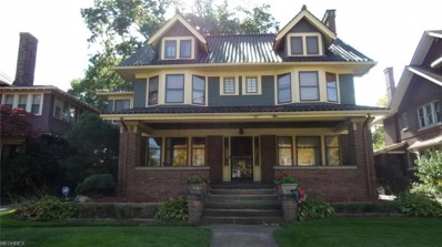 11022 Wade Park Ave, Cleveland, OH 44106 - MLS#: 3975306