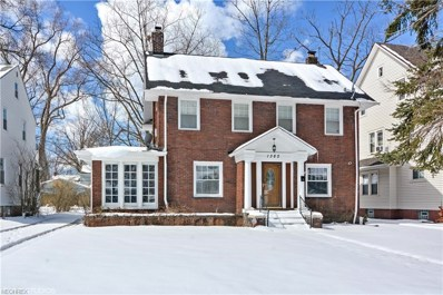 1382 Edendale St, Cleveland Heights, OH 44121 - MLS#: 3975427