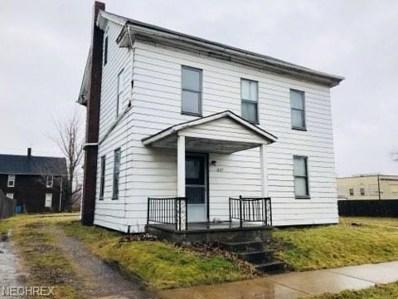 807 E 3rd St, Salem, OH 44460 - MLS#: 3975495
