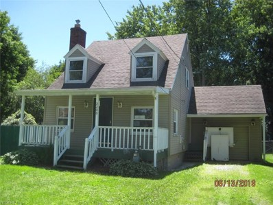 3208 25th St SOUTHEAST, Canton, OH 44707 - MLS#: 3975514