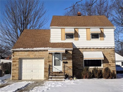 384 E 260th St, Euclid, OH 44132 - MLS#: 3975587