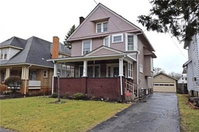 343 Bonnie Brae Ave NORTHEAST, Warren, OH 44483 - MLS#: 3975611