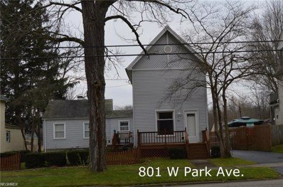 801 W Park Ave, Niles, OH 44446 - MLS#: 3976201
