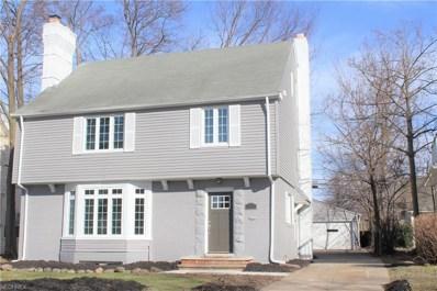3329 Braemar Rd, Shaker Heights, OH 44120 - MLS#: 3976457
