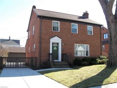 1461 Parkwood Rd, Lakewood, OH 44107 - MLS#: 3976509