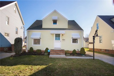 4129 W 161st St, Cleveland, OH 44135 - MLS#: 3976584