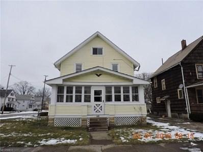 429 W 36th St, Ashtabula, OH 44004 - MLS#: 3976816