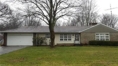 1380 Waverly Dr NORTHWEST, Warren, OH 44483 - MLS#: 3976960