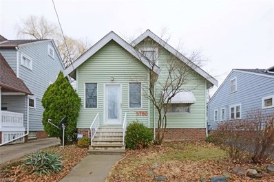 3780 W 129th St, Cleveland, OH 44111 - MLS#: 3977051