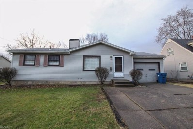1768 Laurie Dr, Youngstown, OH 44511 - MLS#: 3977069