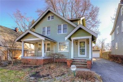 3996 Rosemond Rd, Cleveland Heights, OH 44121 - MLS#: 3977337
