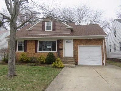 373 Halle Dr, Euclid, OH 44132 - MLS#: 3977527