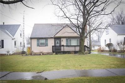1517 Westwood Dr NORTHWEST, Warren, OH 44485 - MLS#: 3977556