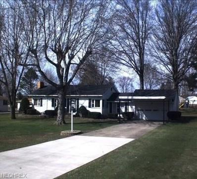 2533 Brandywine Rd SOUTHEAST, Warren, OH 44484 - MLS#: 3977930