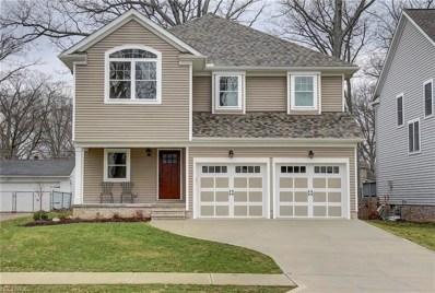 444 Oakmoor Rd, Bay Village, OH 44140 - MLS#: 3978249