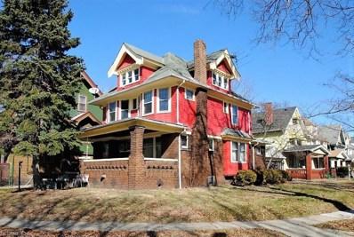 879 Herrick Rd, Cleveland, OH 44108 - MLS#: 3978461