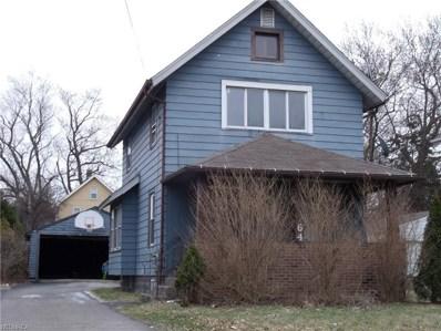 64 Walnut St, Struthers, OH 44471 - MLS#: 3979069